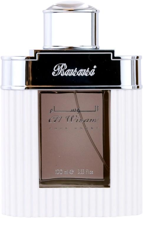 rasasi al wisam day eau de parfum f r herren 100 ml. Black Bedroom Furniture Sets. Home Design Ideas