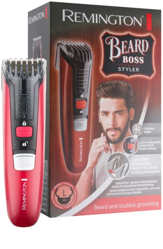 remington beard boss mb4125 beard trimmer. Black Bedroom Furniture Sets. Home Design Ideas