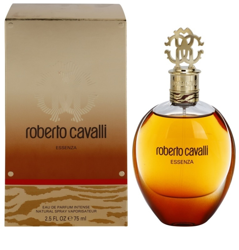 roberto cavalli essenza eau de parfum for women 75 ml. Black Bedroom Furniture Sets. Home Design Ideas