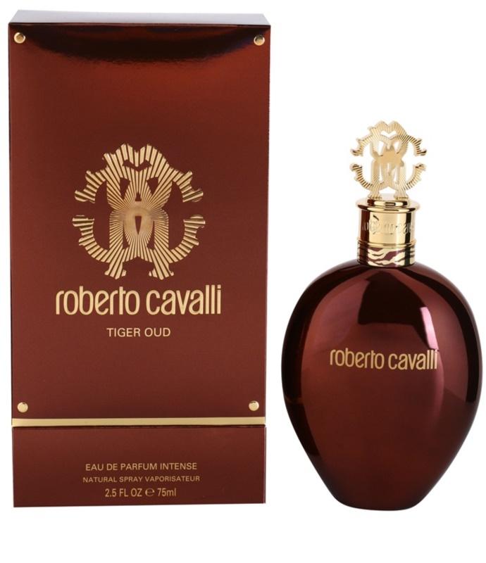 Roberto Cavalli Tiger Oud, Eau de Parfum unisex 75 ml   notino.co.uk 21079a0b41