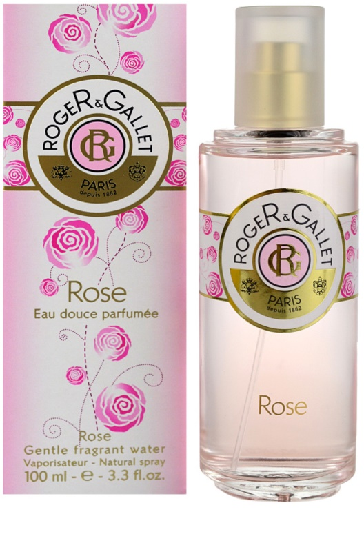 roger gallet rose eau fraiche pentru femei 100 ml. Black Bedroom Furniture Sets. Home Design Ideas