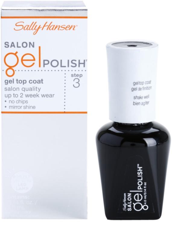 SALLY HANSEN SALON esmalte capa superior para uñas de gel | notino.es