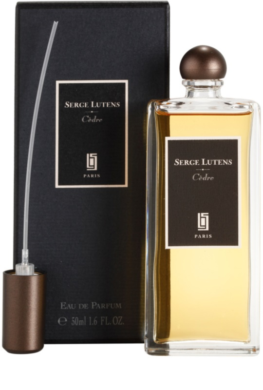 serge lutens cedre eau de parfum unissexo 50 ml. Black Bedroom Furniture Sets. Home Design Ideas