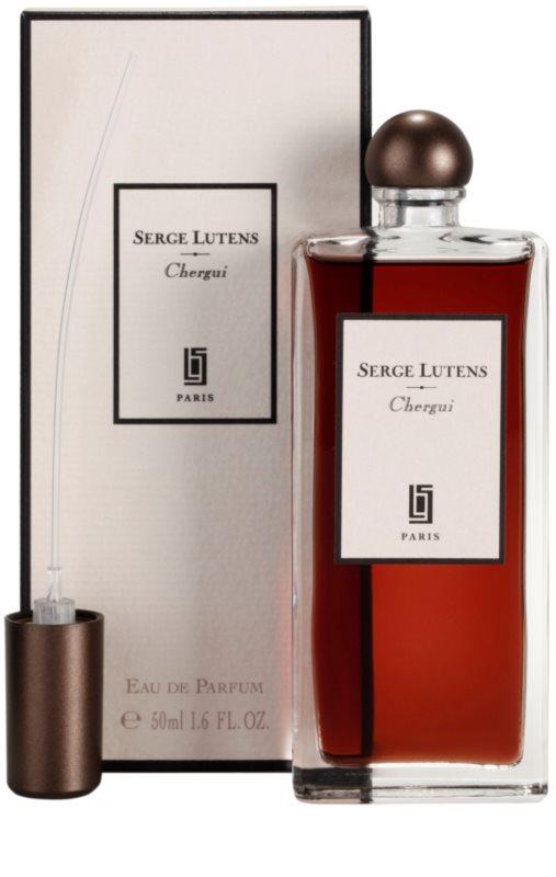 serge lutens chergui eau de parfum unisex 50 ml. Black Bedroom Furniture Sets. Home Design Ideas