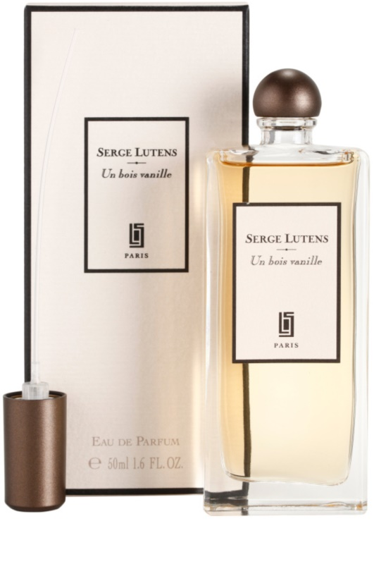 serge lutens un bois vanille eau de parfum pour femme 50. Black Bedroom Furniture Sets. Home Design Ideas
