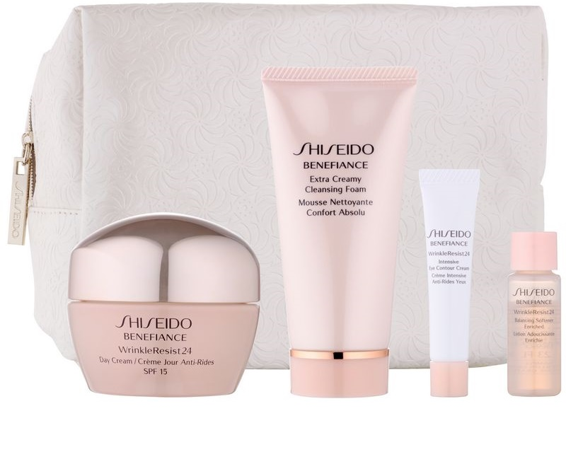 shiseido benefiance wrinkleresist24 emulsion