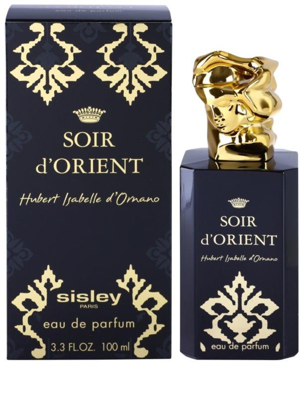 sisley soir d 39 orient woda perfumowana dla kobiet 100 ml. Black Bedroom Furniture Sets. Home Design Ideas