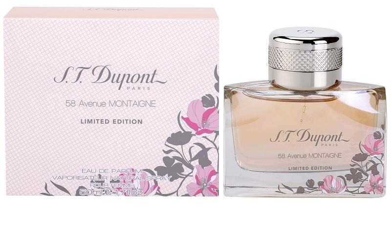 S.T. Dupont 58 Avenue Montaigne Limited Edition, Eau de Parfum for ...