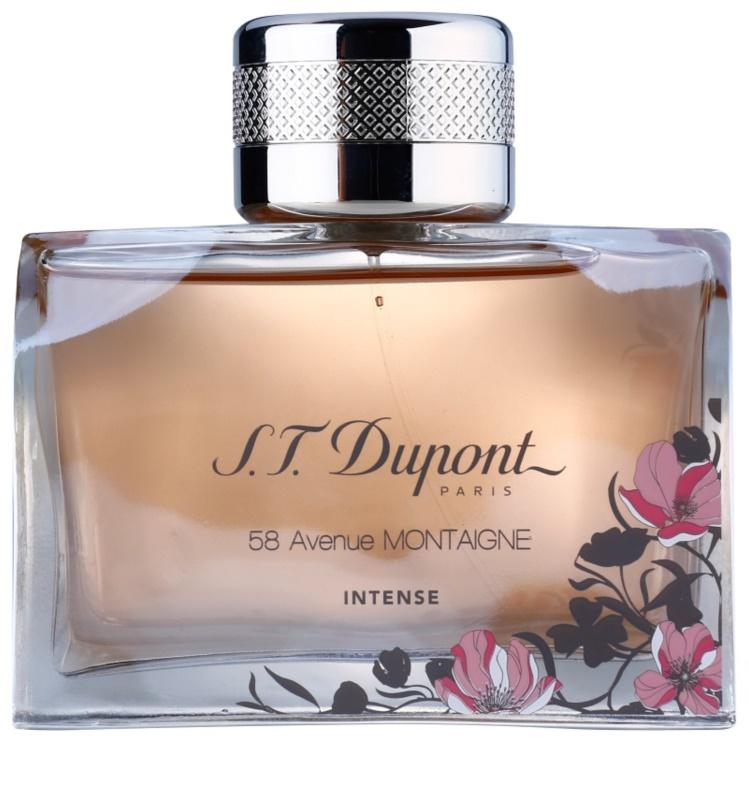S.T. Dupont 58 Avenue Montaigne Intense, Eau de Parfum for Women ...