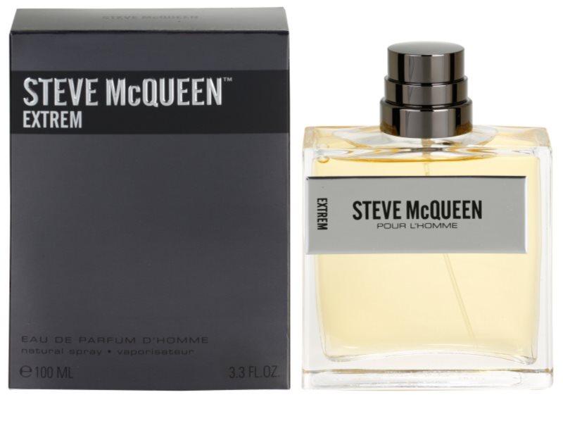 steve mcqueen extrem eau de parfum f r herren 100 ml. Black Bedroom Furniture Sets. Home Design Ideas