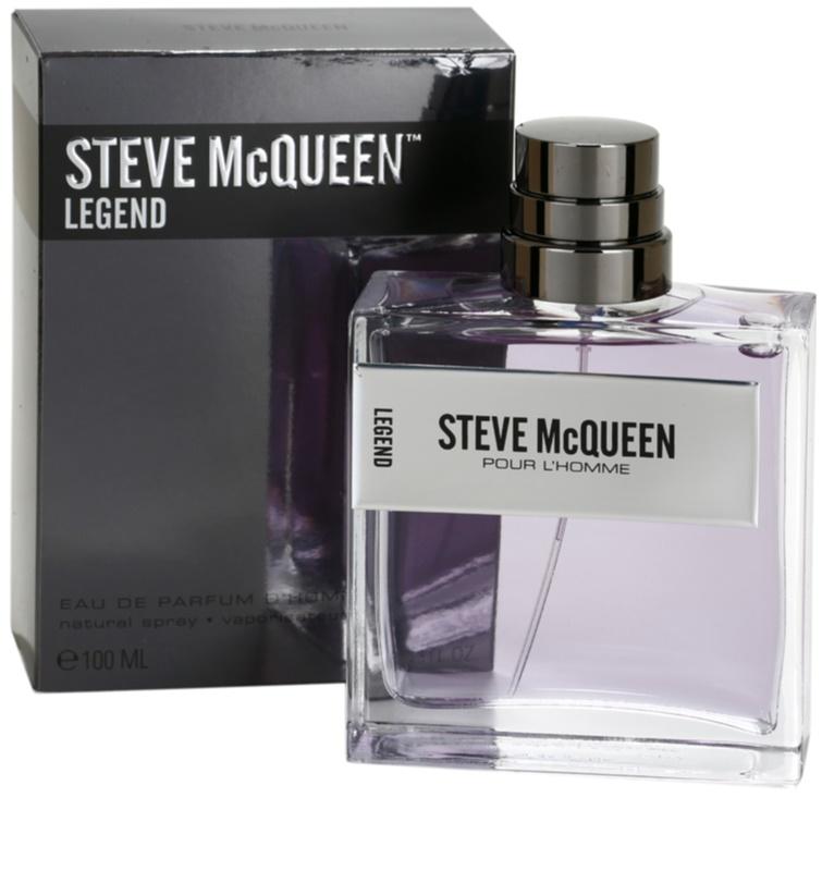 Steve Mcqueen Legend Eau De Parfum Pentru Barbati 100 Ml Notinoro