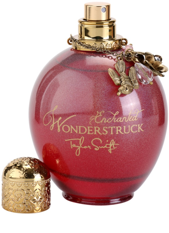 taylor swift wonderstruck enchanted eau de parfum f r damen 100 ml. Black Bedroom Furniture Sets. Home Design Ideas