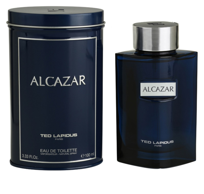ted lapidus alcazar eau de toilette f r herren 100 ml. Black Bedroom Furniture Sets. Home Design Ideas