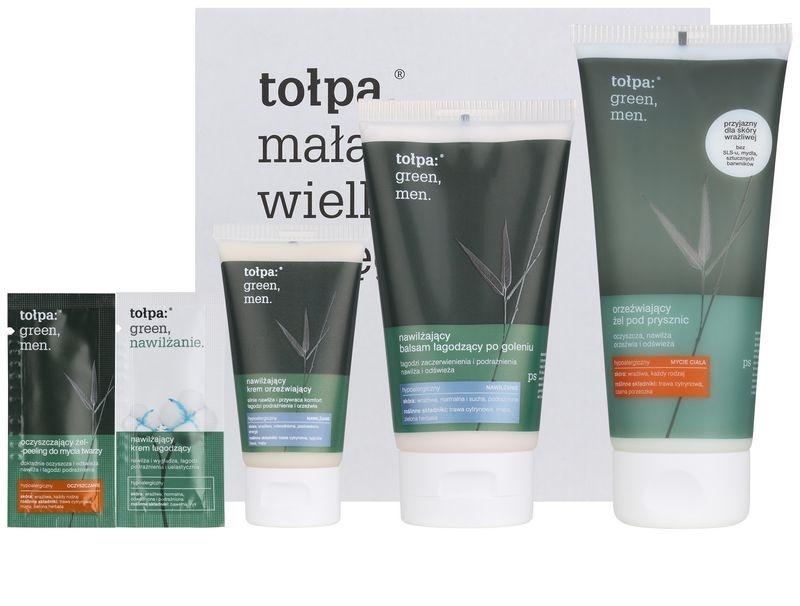 Tołpa Green Men Kosmetik Set I Notinode