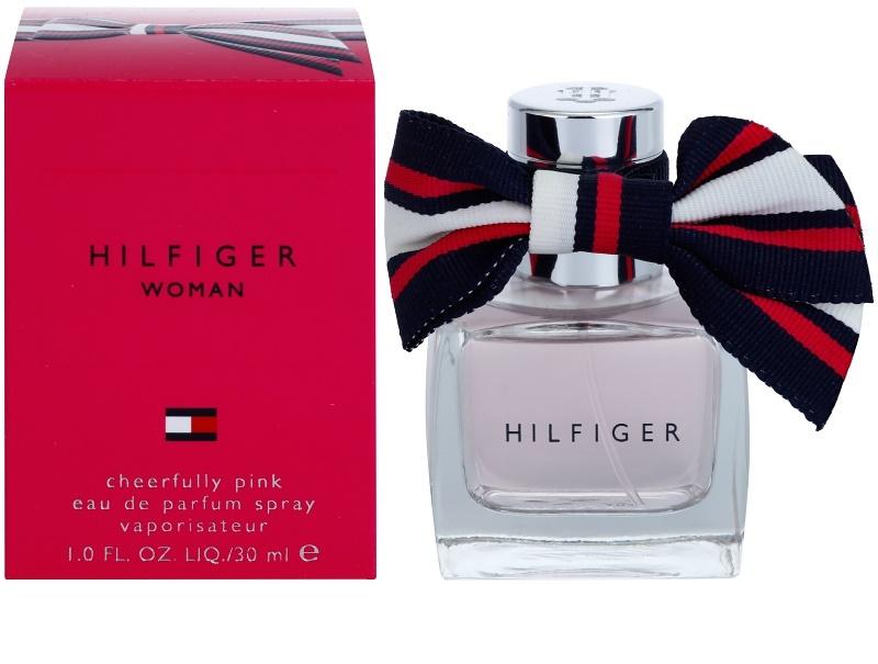 2fd44ecd Tommy Hilfiger Cheerfully Pink, Eau de Parfum for Women 30 ml ...