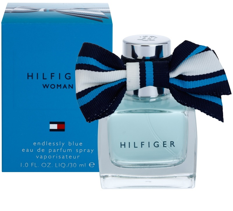 tommy hilfiger endlessly blue eau de parfum for women 30. Black Bedroom Furniture Sets. Home Design Ideas
