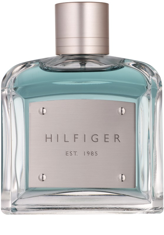 tommy hilfiger hilfiger est 1985 eau de toilette f r herren 100 ml. Black Bedroom Furniture Sets. Home Design Ideas