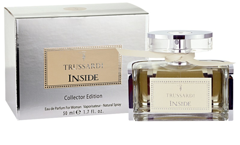 Trussardi Inside Collector Edition Eau De Parfum Damen 50 Ml
