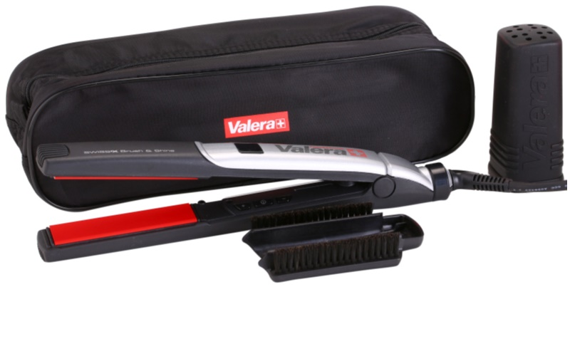 Valera Hair Straighteners Swiss X Brush   Shine žehlička na vlasy 15a260f479a