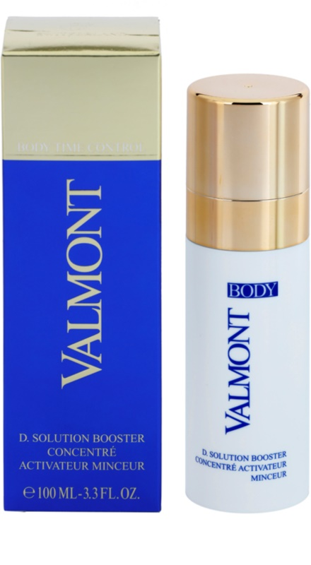 Valmont - Body Time Control D.Solution Booster -100ml/3.3oz Disney Finding Dory 4 Lip Balm Make Up Play Set