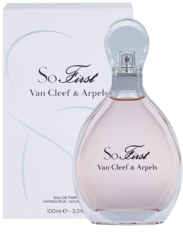 van cleef arpels so first eau de parfum pour femme 100 ml. Black Bedroom Furniture Sets. Home Design Ideas