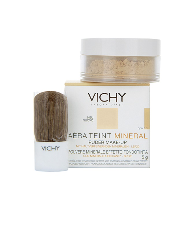 vichy a ra teint mineral powder puder make up mit. Black Bedroom Furniture Sets. Home Design Ideas