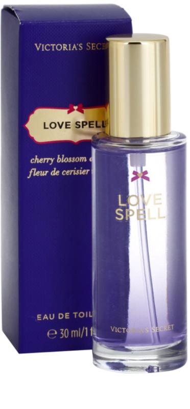 ผลการค้นหารูปภาพสำหรับ Victoria's Secret Love spell Eau de Toilette 30ml.