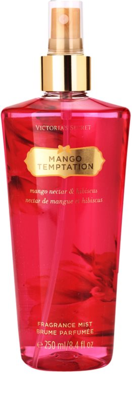 471294e77b Victoria s Secret Mango Temptation Mango Nectar   Hibiscus Body Spray for  Women