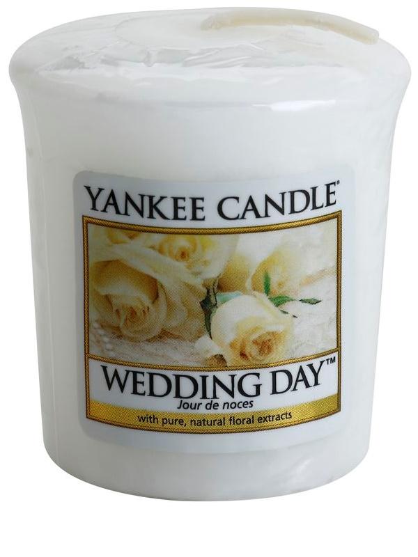 Yankee Candle Wedding Day Votive
