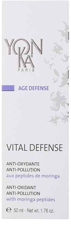 yon ka vital defense