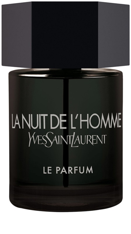yves saint laurent la nuit de l 39 homme le parfum eau de parfum for men 60 ml. Black Bedroom Furniture Sets. Home Design Ideas