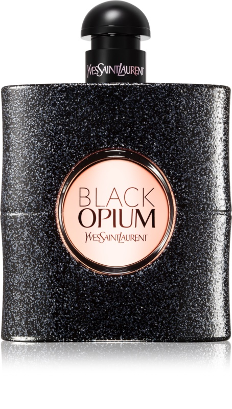 yves saint laurent black opium eau de parfum f r damen 90. Black Bedroom Furniture Sets. Home Design Ideas
