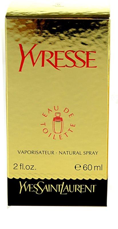 Yves Saint Laurent Yvresse Eau De Toilette Pentru Femei 60 Ml